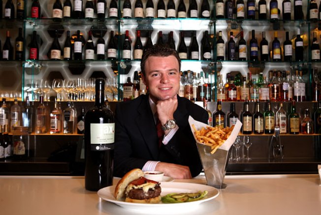 Wine Director Arnaud Devulder Blends Lever House Wine