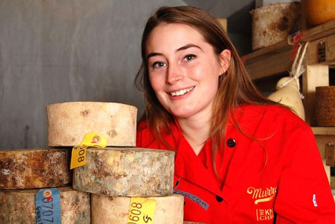 A World Beyond Cheddar at Murray's Cheese