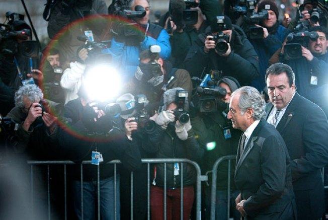 WATCH LIVE: Crowds Await Madoff Departure