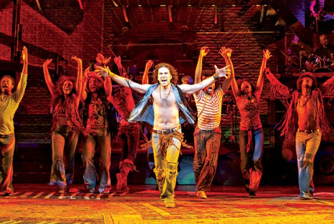 """Hair"" Wild on Broadway Again"
