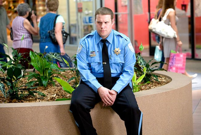 Is Observe and Report's Ending More Divisive Than Its Sex Scene?