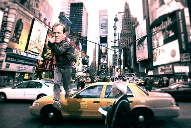 Jack Bauer Moves to New York