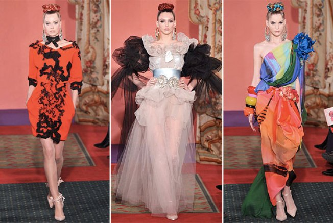 The Economy Threatens Couture Week