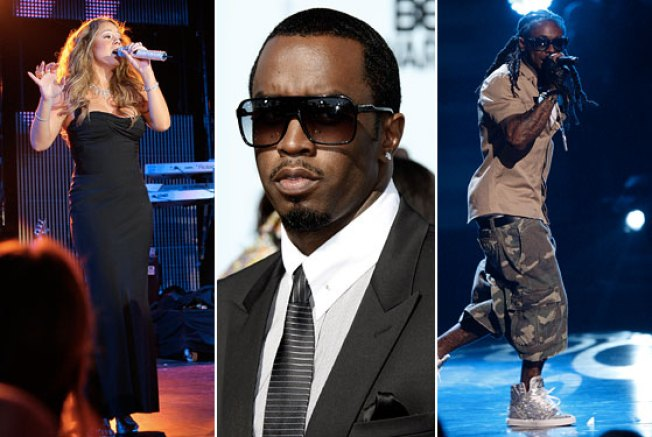 Coming Soon: New Albums From Mariah, Diddy, Lil Wayne