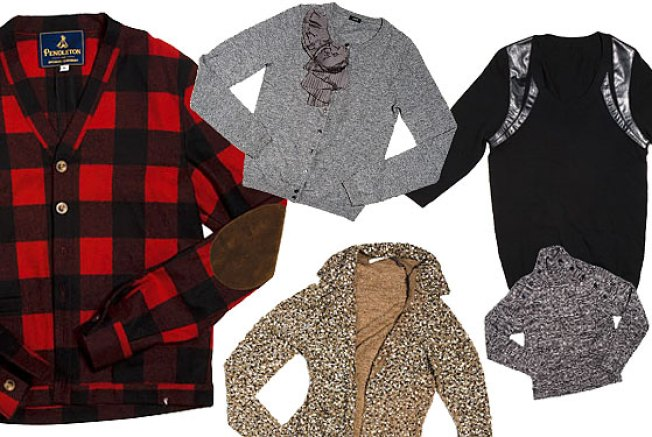 Cozy Up to 120 Fall Sweaters