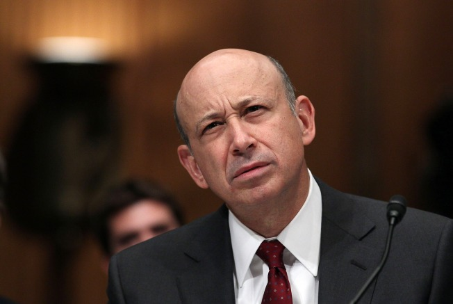 Goldman CEO 2010 Pay Package Jumps to $14.1M