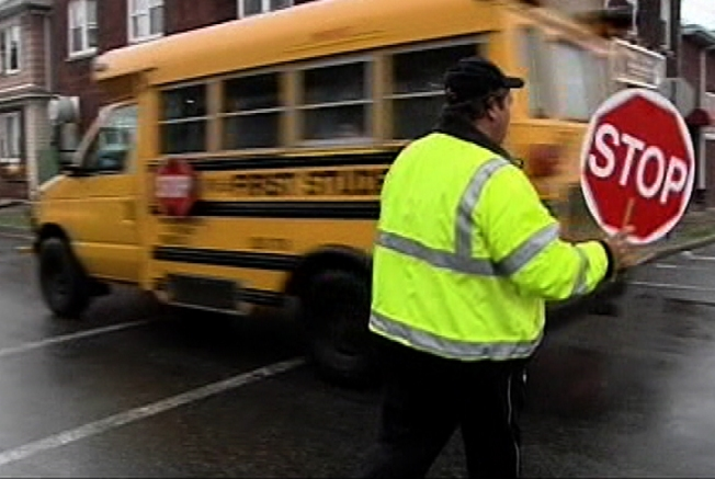 School Crossing Guards Are Latest on Budget Chopping Blocks