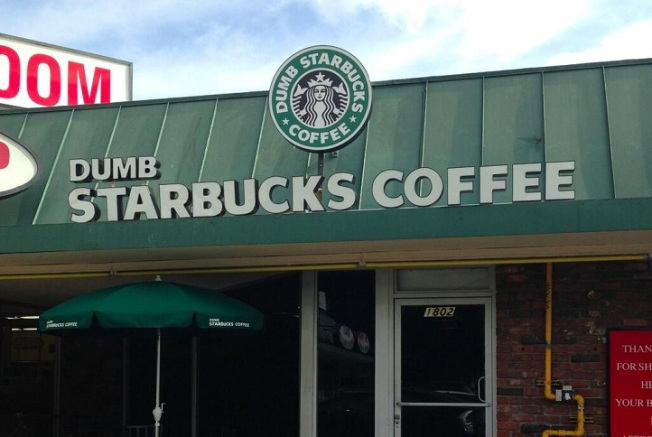 """Dumb Starbucks"" Draws Crowds"