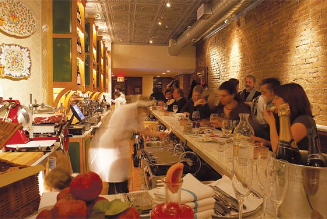 Wine Bars Improve & Other Food News