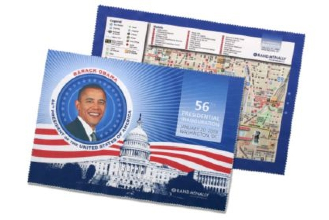 Deal of the Day: Get Your Inaugural Mapkerchief!