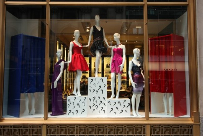 In The Window: Henri Bendel Hedges Its Bets