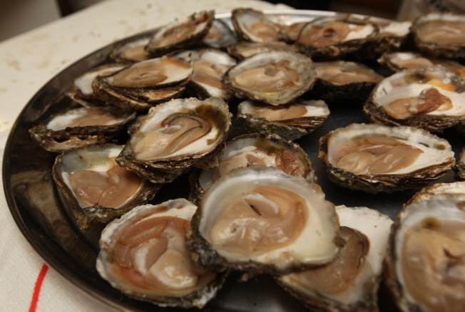 Beer and Bivalves on Bleecker