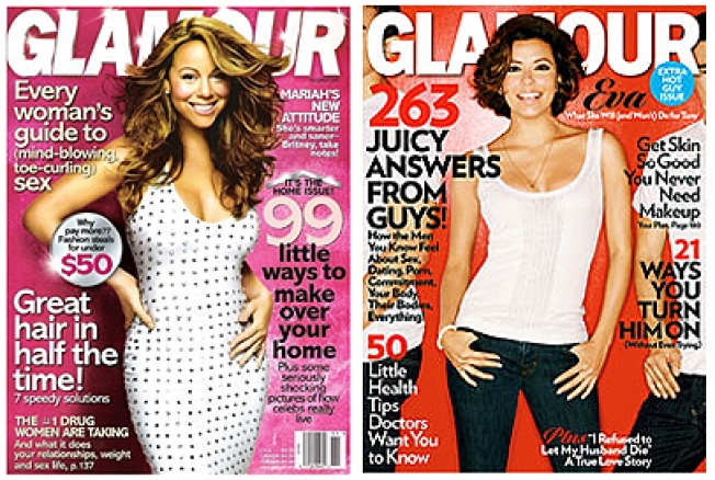 "Nearly Half of ""Glamour"" Readers Are Virgins"