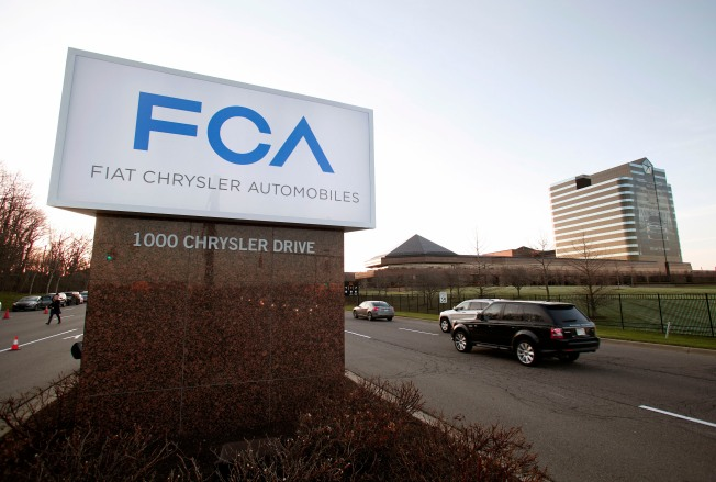US Accuses Fiat Chrysler of Cheating on Emissions