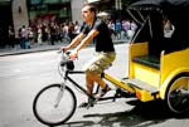 Pedicab Drivers Welcome Tougher Laws