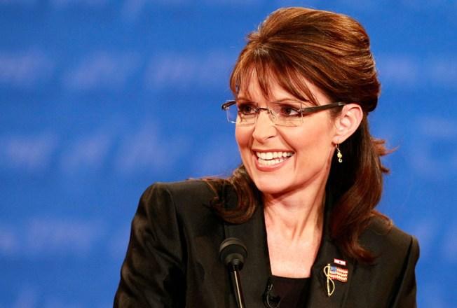 Sarah Palin Wig 118
