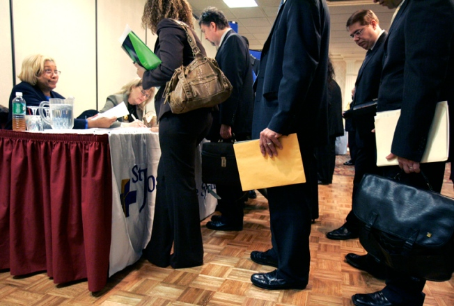 240,000 Jobs Vanish as Unemployment Rate Soars