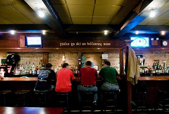 A Beer At ... Killarney Rose