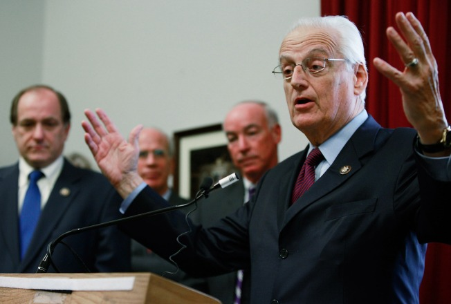 Pascrell Fed Up With 'Arrogant' Dems