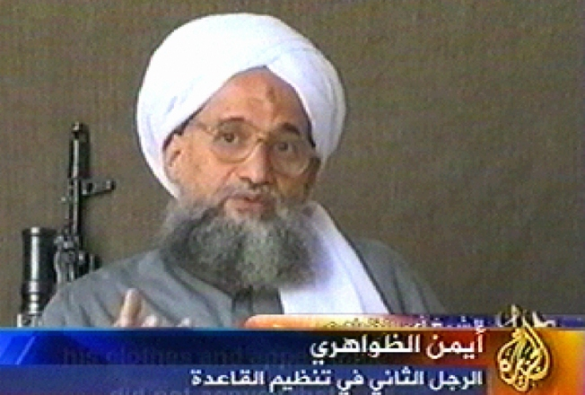 Al-Qaida No. 2 Doesn't Rate as Second Banana
