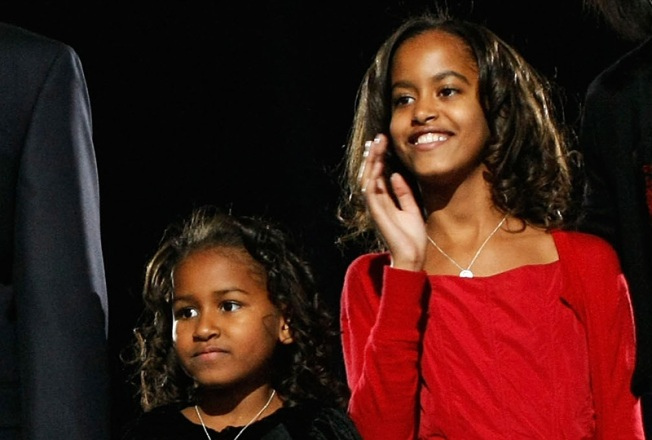 "Obama Girls Will Have to ""Scoop the Poop"""