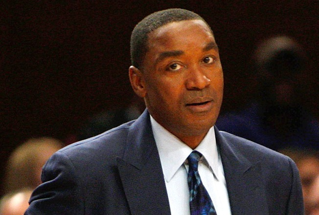 "No More Kisses: Isiah Thomas ""Hurt"" Over Magic Johnson Book"