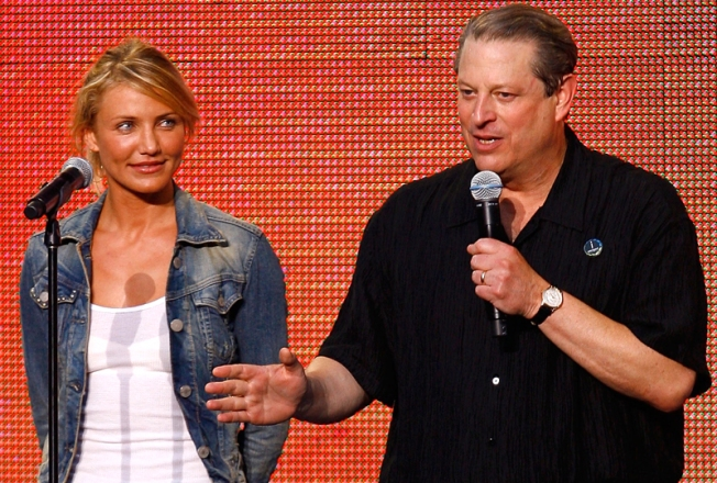 Al Gore Calls Off Live Earth