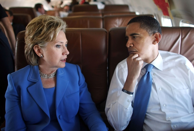 Cabinet Post for Clinton Roils Obamaland