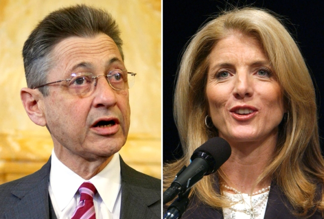 Caroline Kennedy Inches Closer to NY Senate Seat