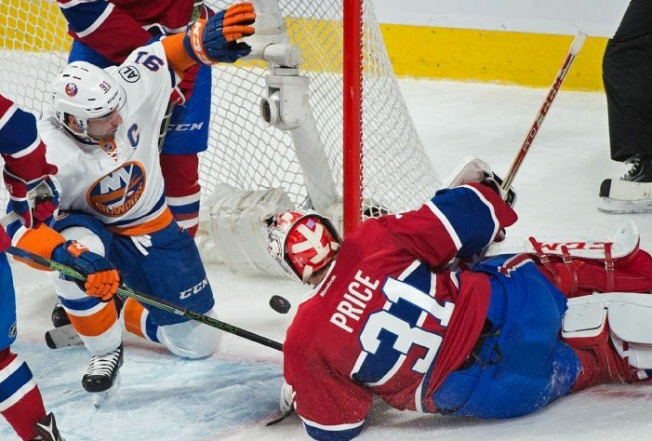 Islanders Fall Once Again to Canadiens, 4-2