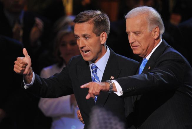 Was Biden's Replacement Pick Made to Help His Son Get Elected?