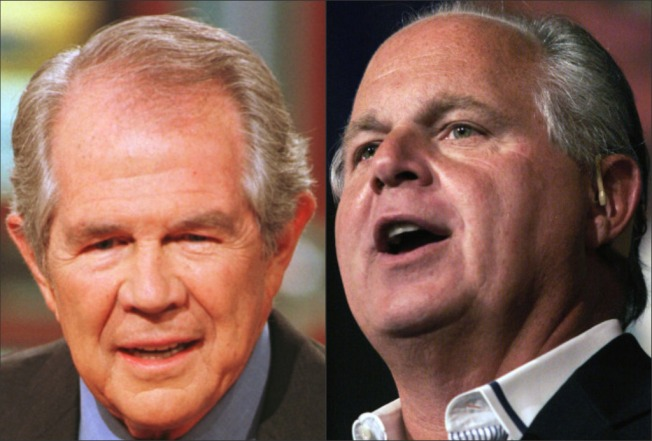 Haiti Quake Moves Limbaugh, Robertson to Nonsense