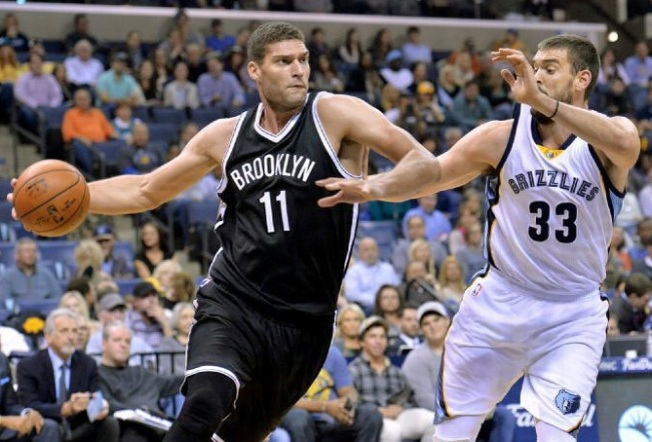 Grizzlies Roar Past Nets, 101-91