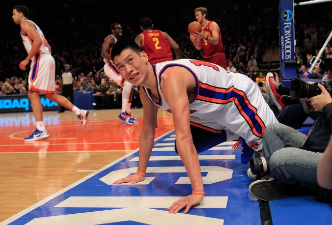 Lin-surgery! Knicks Guard Done for Regular Season
