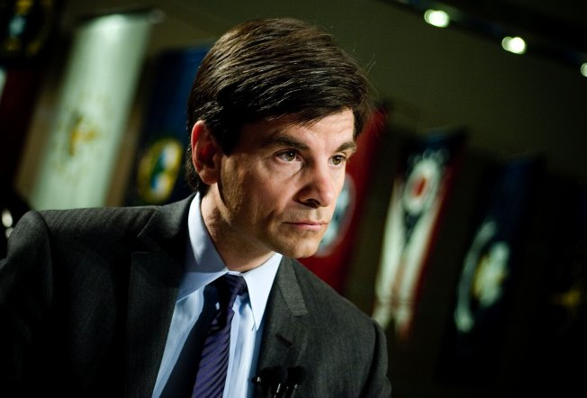 Stephanopoulos' Latest Reinvention