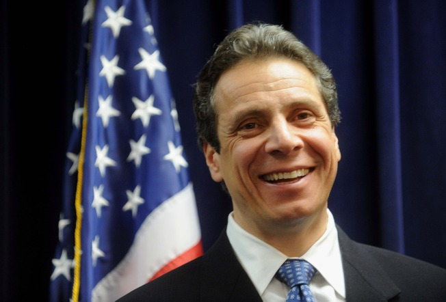 Cuomo Wooing the Guv for Hil's Hill Seat