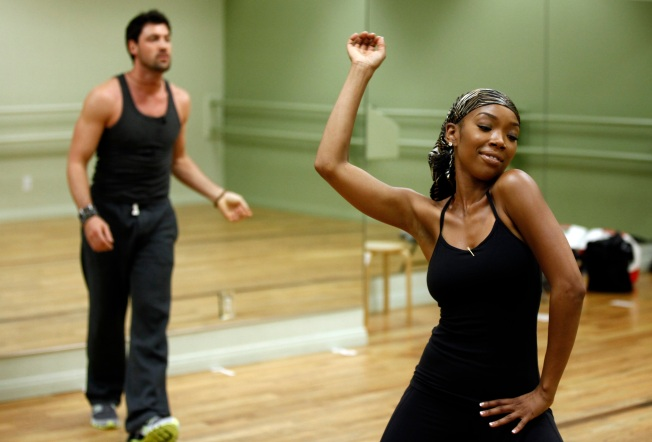 Access Welcomes Our Exclusive 'Dancing' Guest Blogger, Brandy!