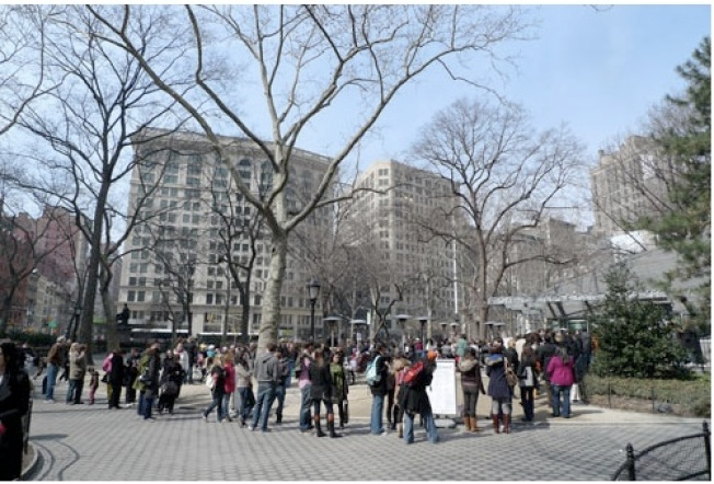 Shake Shack Update: Central Park a No-Go
