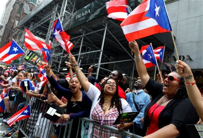 Thousands Turn Out for Puerto Rican Day Parade [PHOTOS]