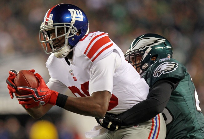 Giants' Wide Receiver Nicks to Miss at Least 3 Weeks