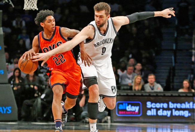 Nets Top Thunder 116-106, Snap 5-Game Losing Streak