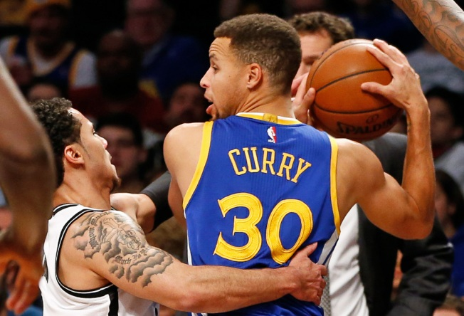 Unstoppable Warriors Victimize Nets 114-98