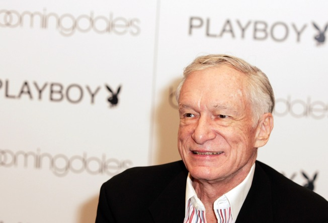 "Hugh Hefner on Kim Kardashian's Playboy Regrets: ""Wait Till The Next Time!"""