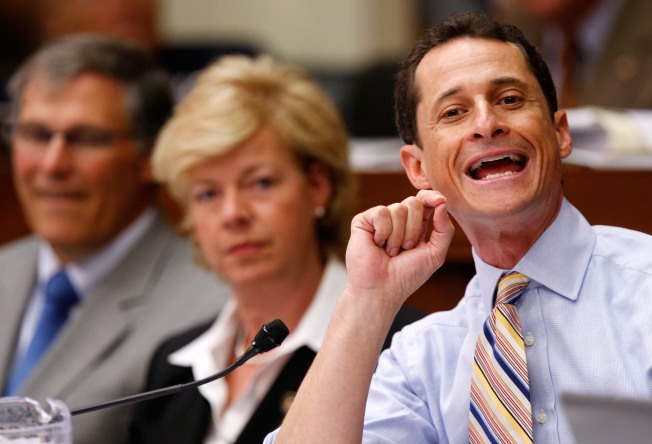 Weiner, King Spar in House Over 9/11 Responder Bill