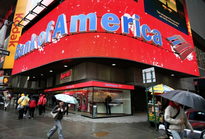 Bank of America to Lay Off 35,000