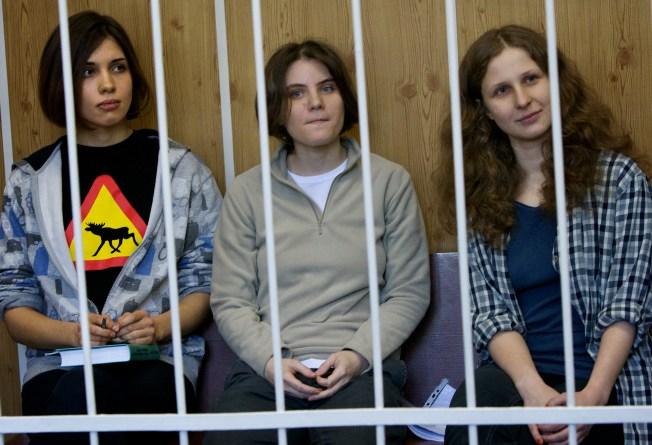 """Pussy Riot:"" No Regrets Despite Prison Sentence"