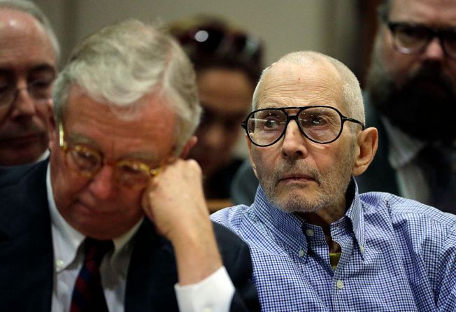 Friend of Durst Reluctantly Gives Testimony in Murder Case