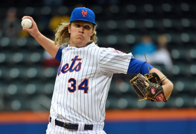 Syndergaard Shines, but Mets Lose to Nationals, 3-1