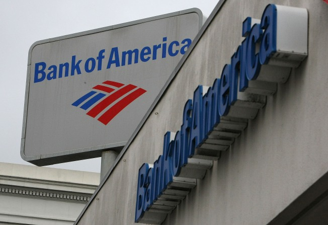 3 Sue Bank of America Alleging Discrimination