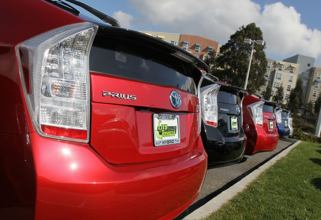 City Hall Pulls Recalled Toyotas From Fleet